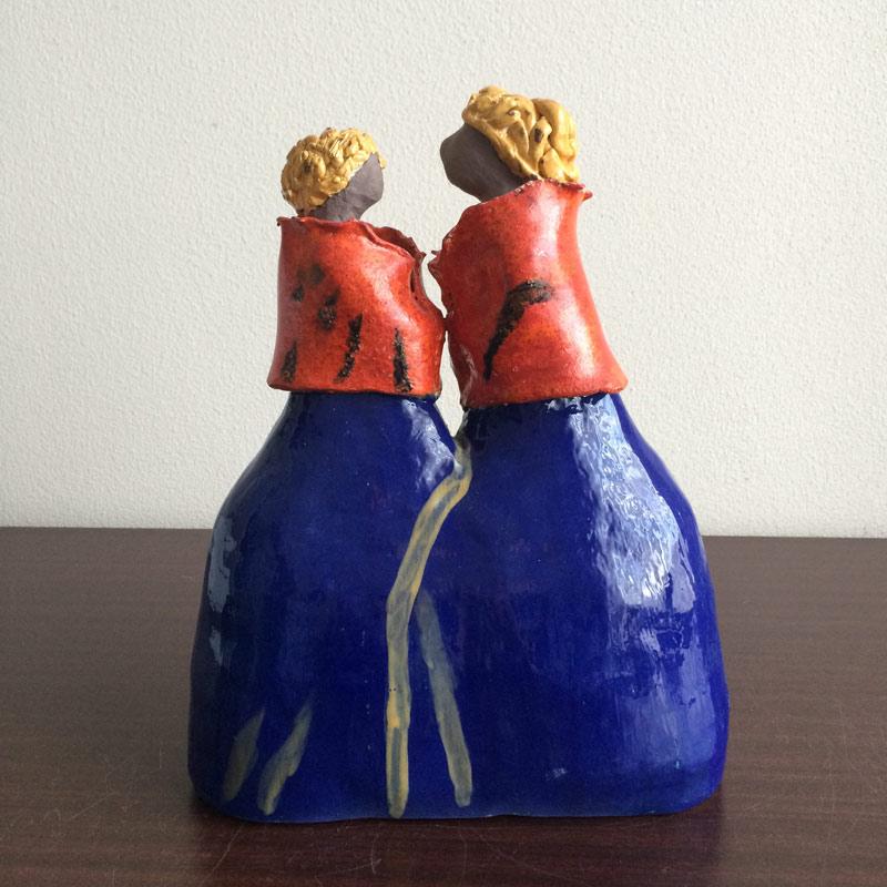 2 pratende dames  AVDV8161 1