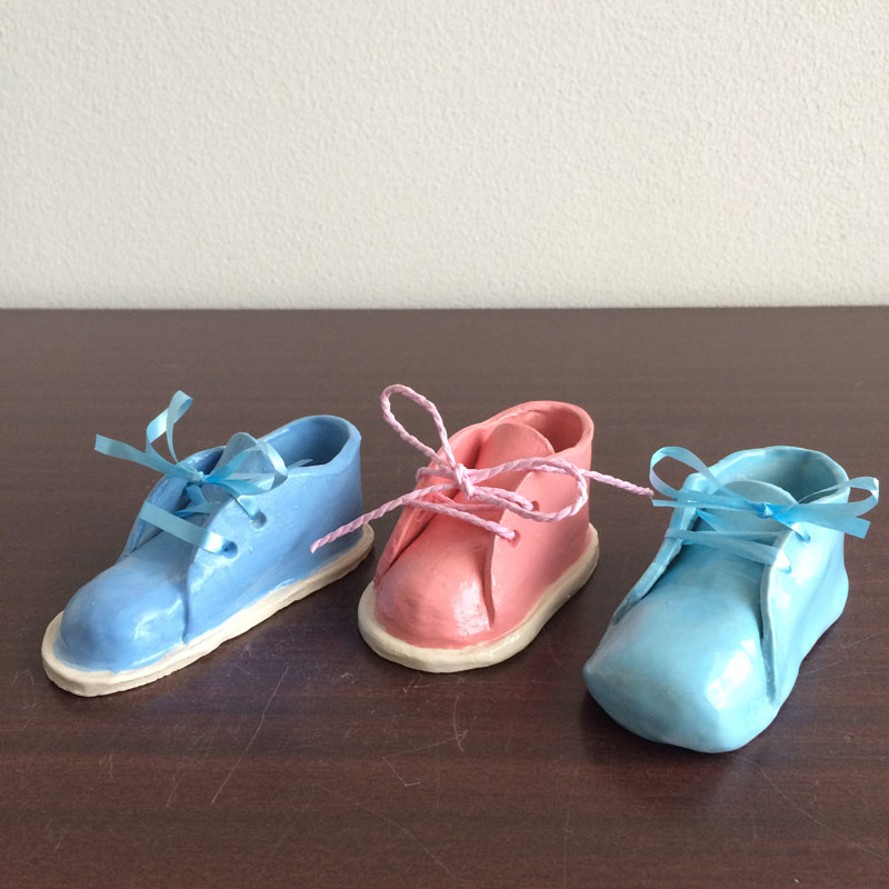 Baby schoentjes (per stuk)  AVDV-MG8164 1